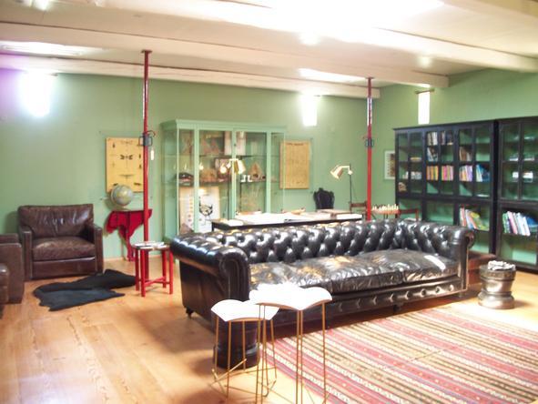 Babylonstoren - Lounge