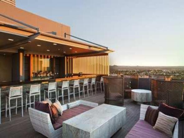 Hilton Windhoek - Lounge