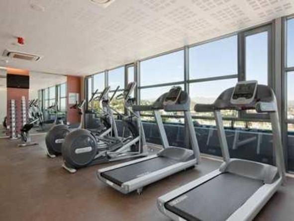 Hilton Windhoek - Gym
