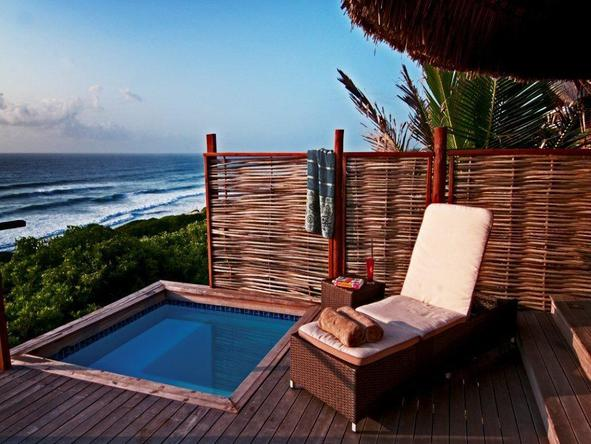 Massinga Beach Lodge - Pool