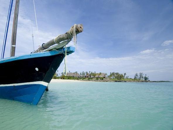 Matemo Island - island paradise
