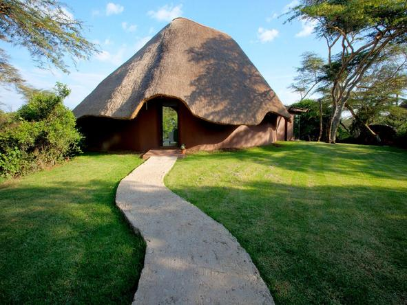 Solio Lodge - Accommodation