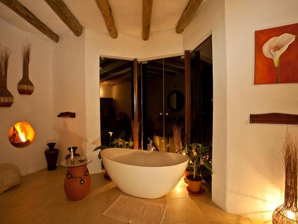 Solio Lodge - Bathroom