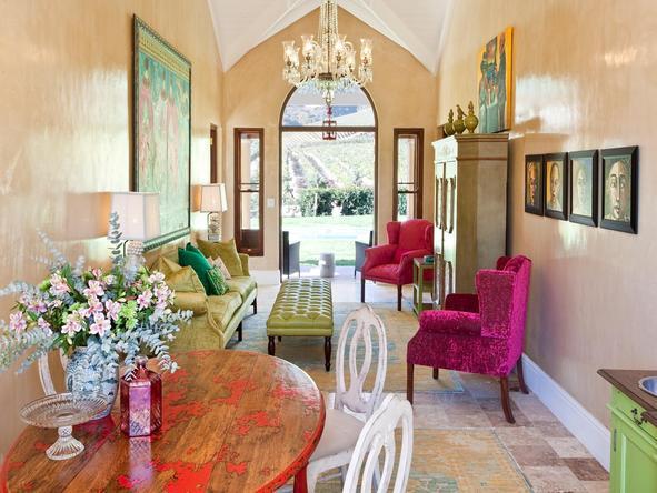 La Residence - sitting area 2