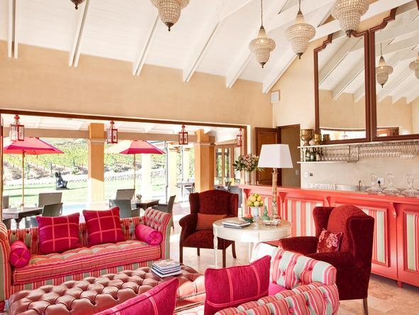 La Residence - lounge