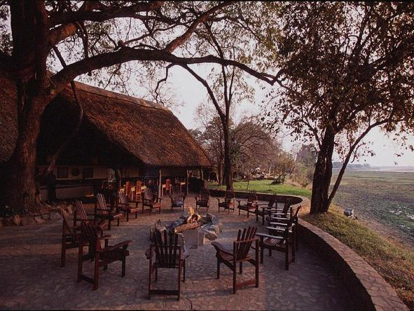 Kafunta River Lodge - Boma Game Drive