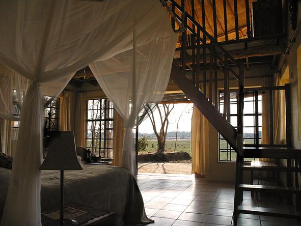 Kafunta River Lodge - Accommodation