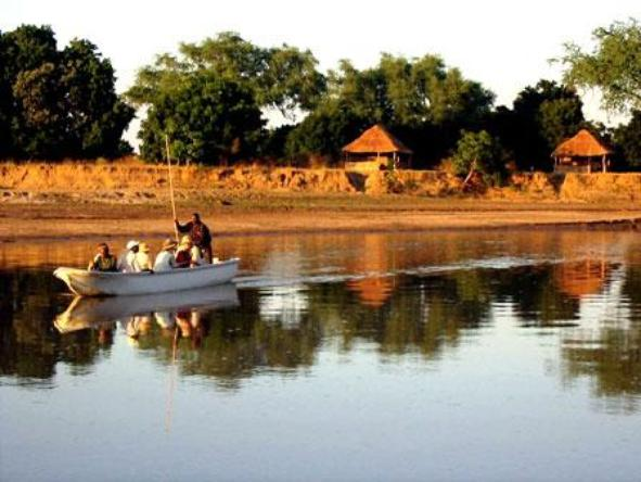 Kafunta River Lodge - River Cruise
