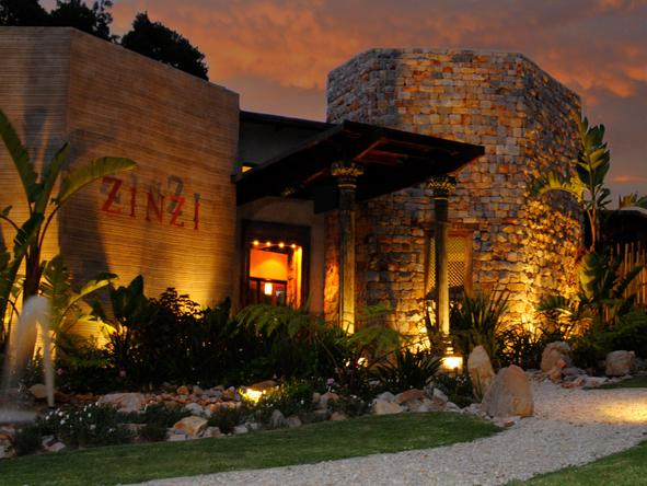 Tsala Treetop Lodge - Lodge