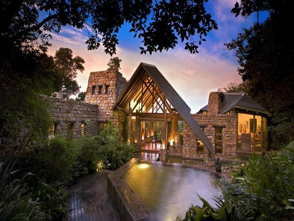 Tsala Treetop Lodge - House