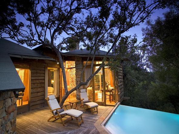 Tsala Treetop Lodge - Pool