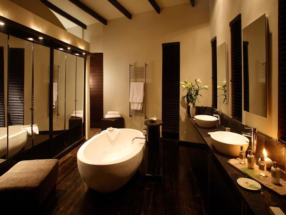 Tsala Treetop Lodge - Bathroom