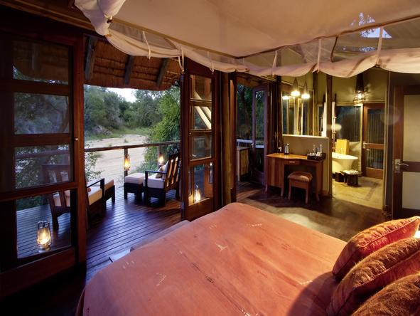 Rhino Post Safari Lodge - Room