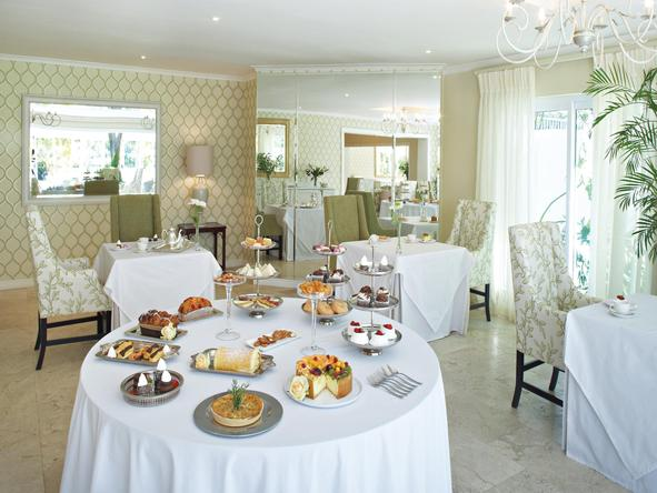 The Last Word Constantia - High Tea