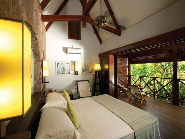 Paradise Sun - bedroom