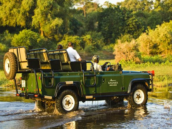 Kasaka River Lodge - Game Drive