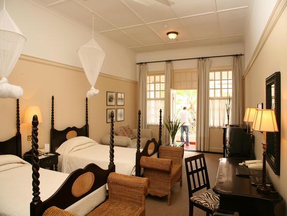 Victoria Falls Hotel - Room