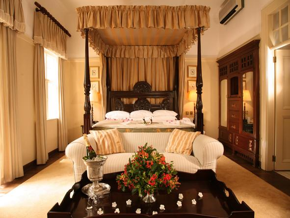 Victoria Falls Hotel - Honeymooners