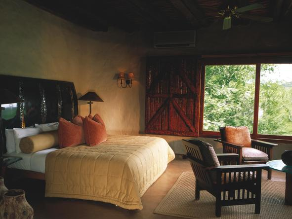 Phinda Rock Lodge -Bedroom