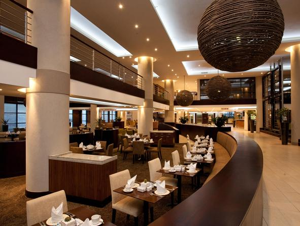 City Lodge O.R. Tambo International Airport - Dining