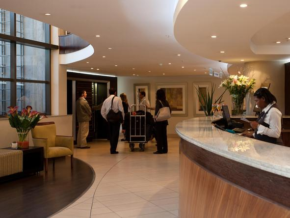 City Lodge O.R. Tambo International Airport - Staff