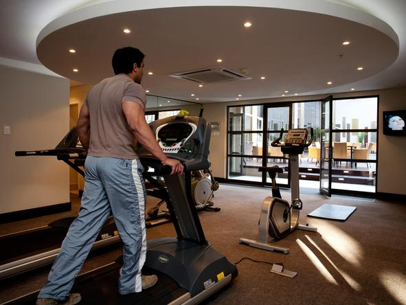 City Lodge O.R. Tambo International Airport - Gym