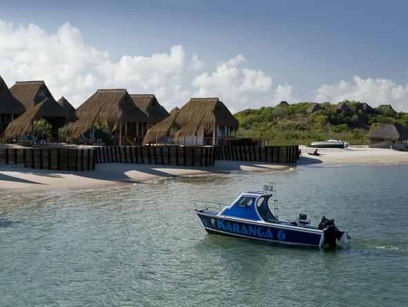 Dugong Beach Lodge - Location