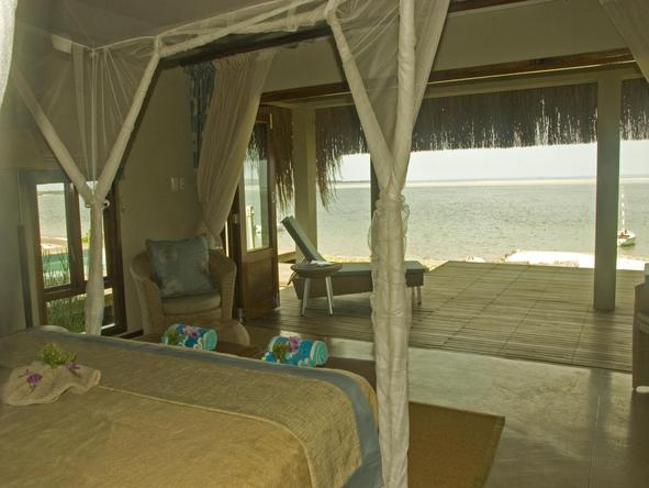 Dugong Beach Lodge - View from Room