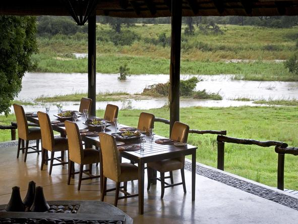 Exeter River Lodge - Dining