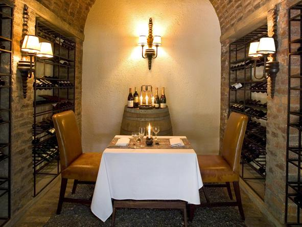 Exeter Dulini Private Game Lodge - Wine Cellar