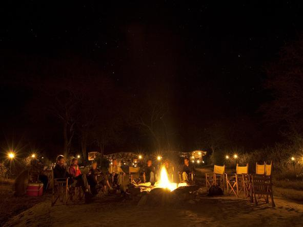 Oliver's Camp - Boma