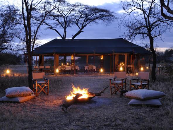 Olakira Camp - Camp