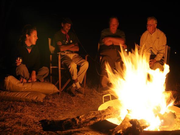 Olakira Camp - Boma