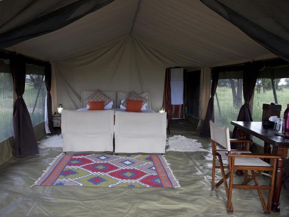 Olakira Camp - Tent