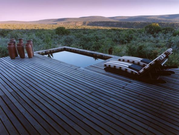 Kwandwe Ecca Lodge - Plunge Pool