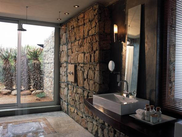 Kwandwe Ecca Lodge - Bathroom