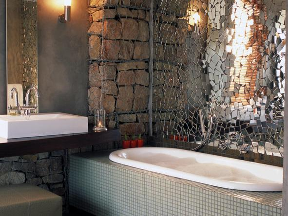 Kwandwe Ecca Lodge - Bath