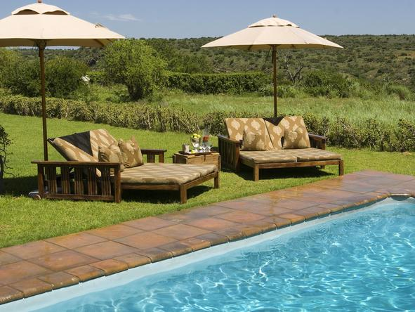 Kwandwe Uplands Homestead - Pool