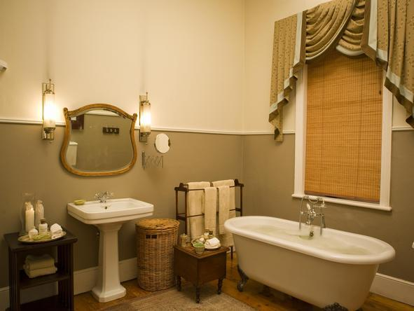 Kwandwe Uplands Homestead - Bathroom