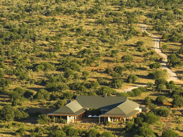 Kwandwe Melton Manor - Location