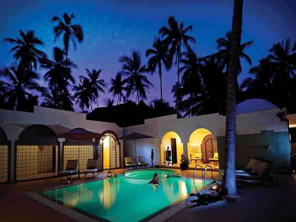 Diamonds Dream of Zanzibar - pool