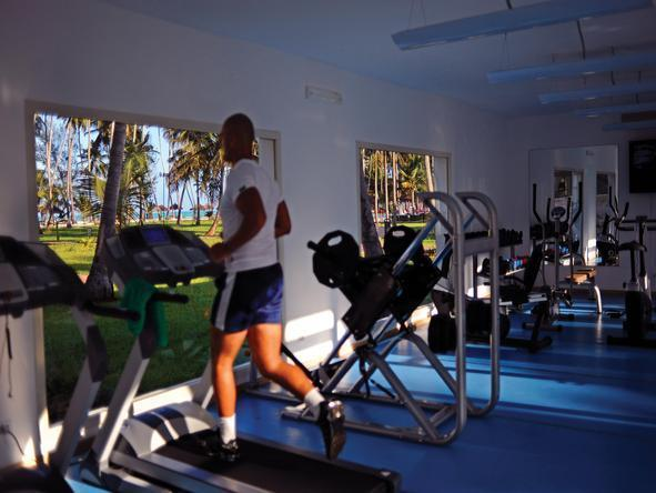Diamonds Dream of Zanzibar - Gym