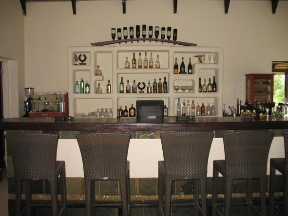 Lion Sands River Lodge - Bar
