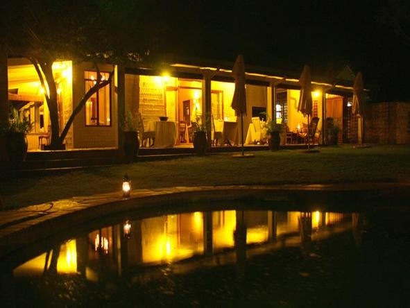 White Elephant Game Lodge - Exterior