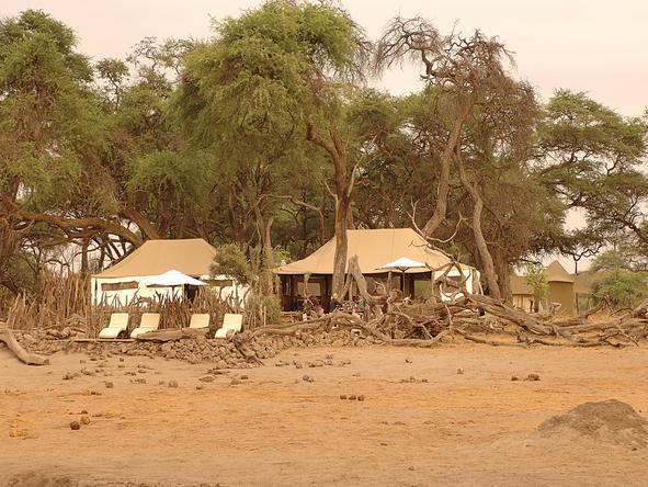 Somalisa Camp - Camp