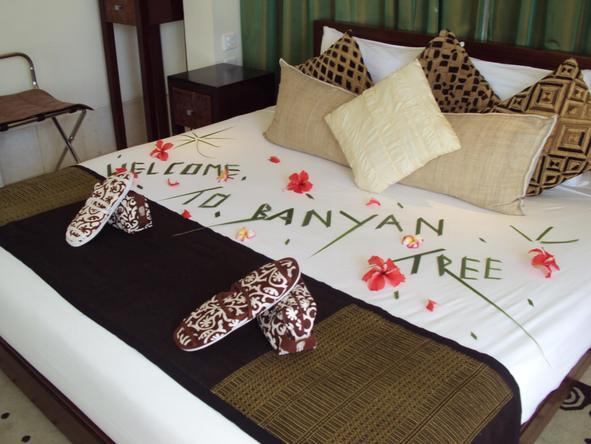 Banyan Tree Seychelles - Bedroom2