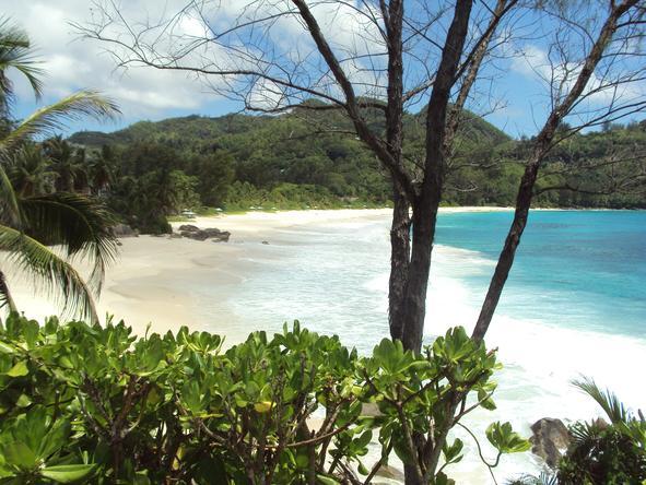 Banyan Tree Seychelles - Beach