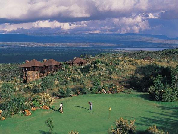 The Great Rift Valley Lodge and Golf Resort - Resort