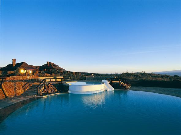 The Great Rift Valley Lodge and Golf Resort - Pool