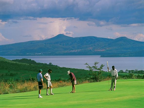 The Great Rift Valley Lodge and Golf Resort - Golf Court
